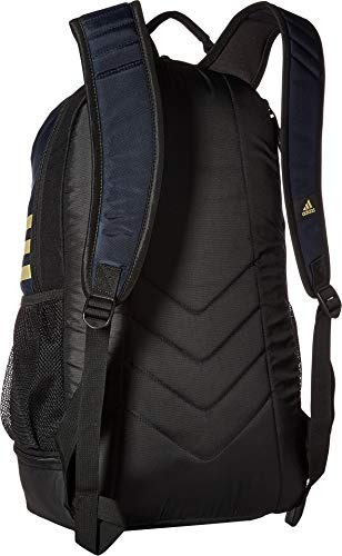 6d278cd313cd adidas Unisex Pivot Team Backpack Collegiate Navy   Sand Tal ...