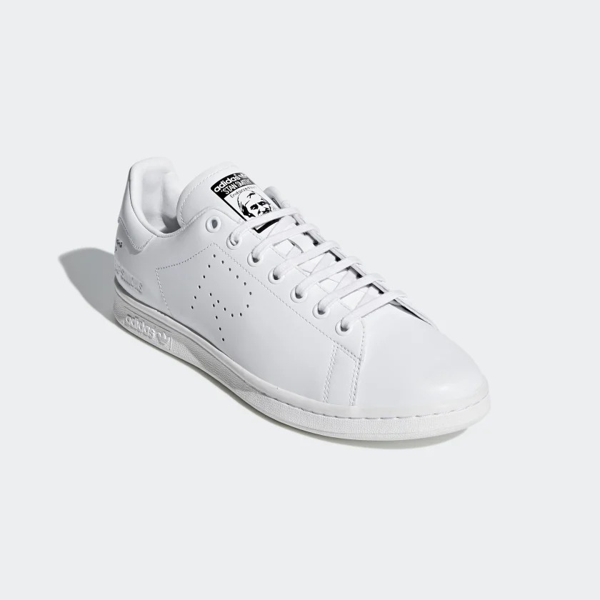 new arrival b7600 3d481 adidas X Raf Simons - Stan Smith White