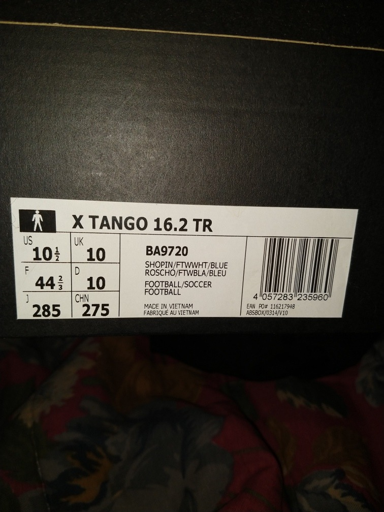 adidas x tango 16.2 tr. Cargando zoom. d2b19e853fba8