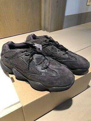 competitive price 25dfe 49bba adidas Yeezy 500 Black Nmd Ultraboots Human Race Nba V2