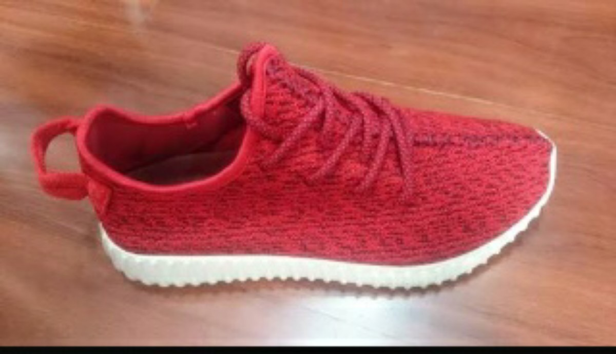Adidas Yeezy Boost 350 Rojos