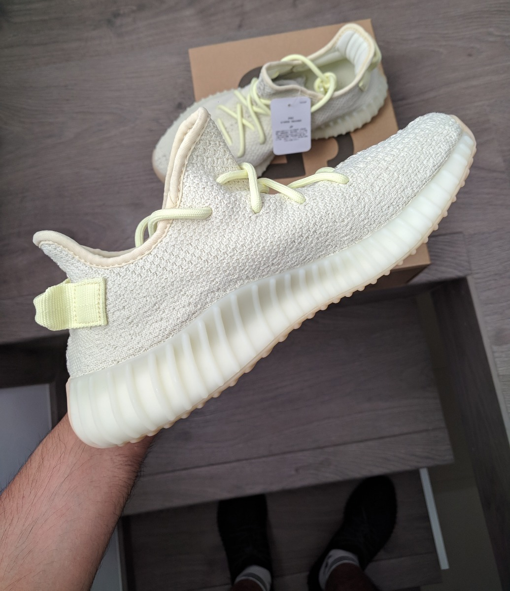 low priced 78717 12c8f adidas Yeezy Boost 350 V2 Butter