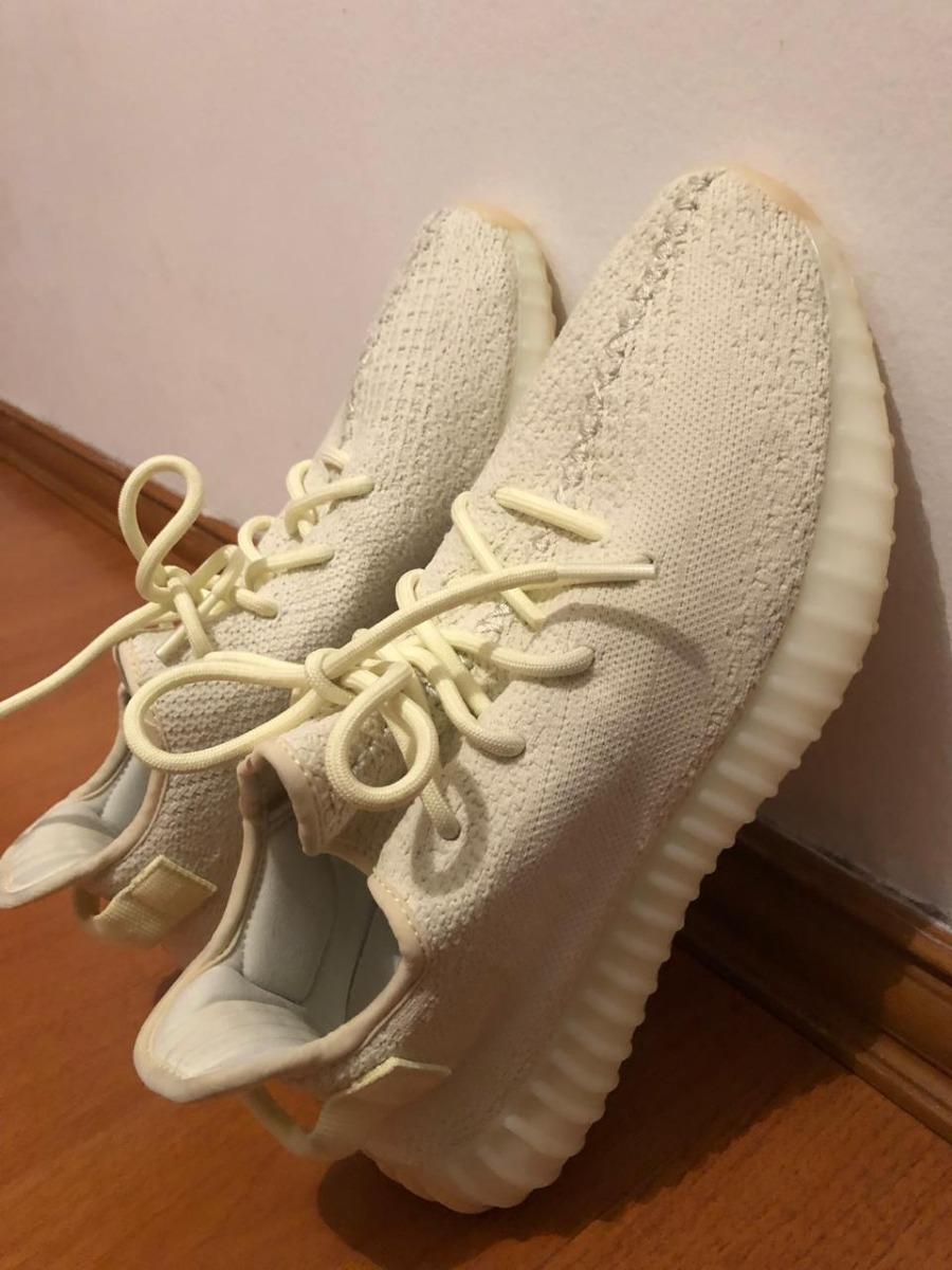 sale retailer e607f ec1ba adidas Yeezy Boost 350 V2 Butter Tamanho 9.5 Original Usado
