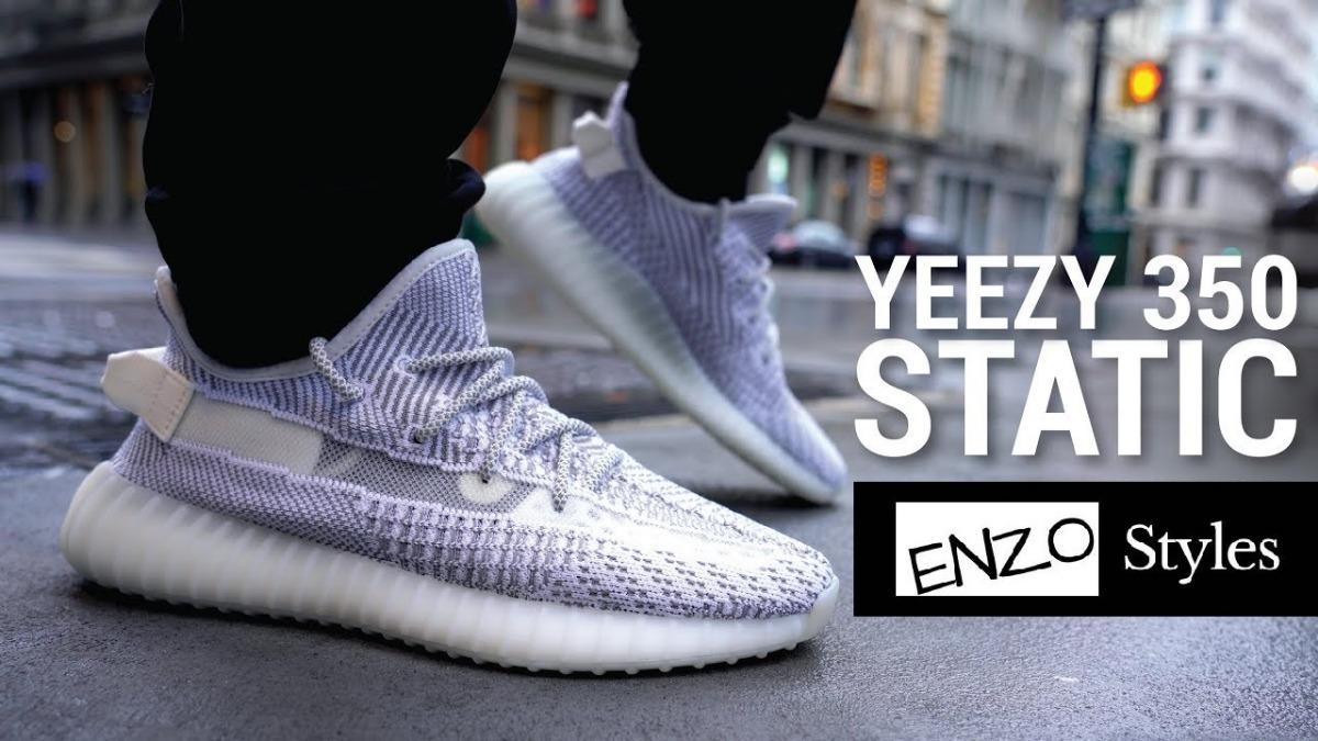 79e869d3d adidas Yeezy Boost 350 V2 Static Reflective Og - $ 5,990.00 en ...