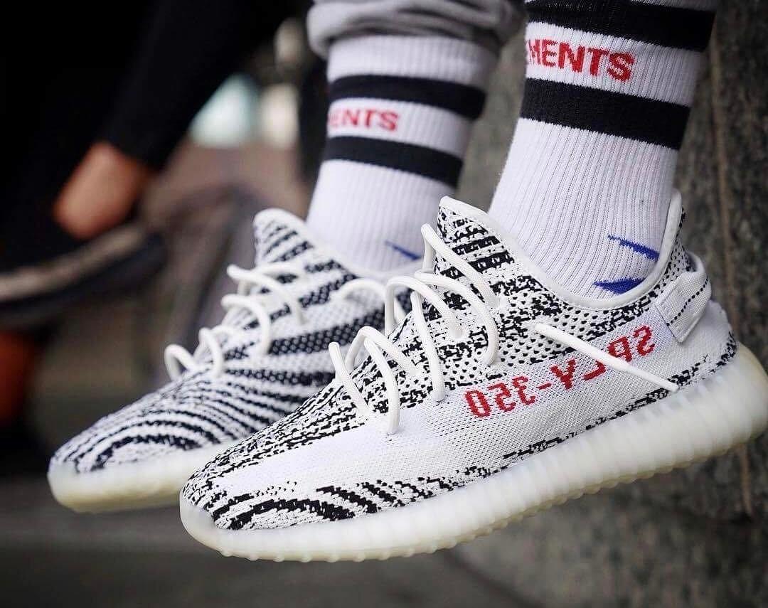 adidas yeezy zabra