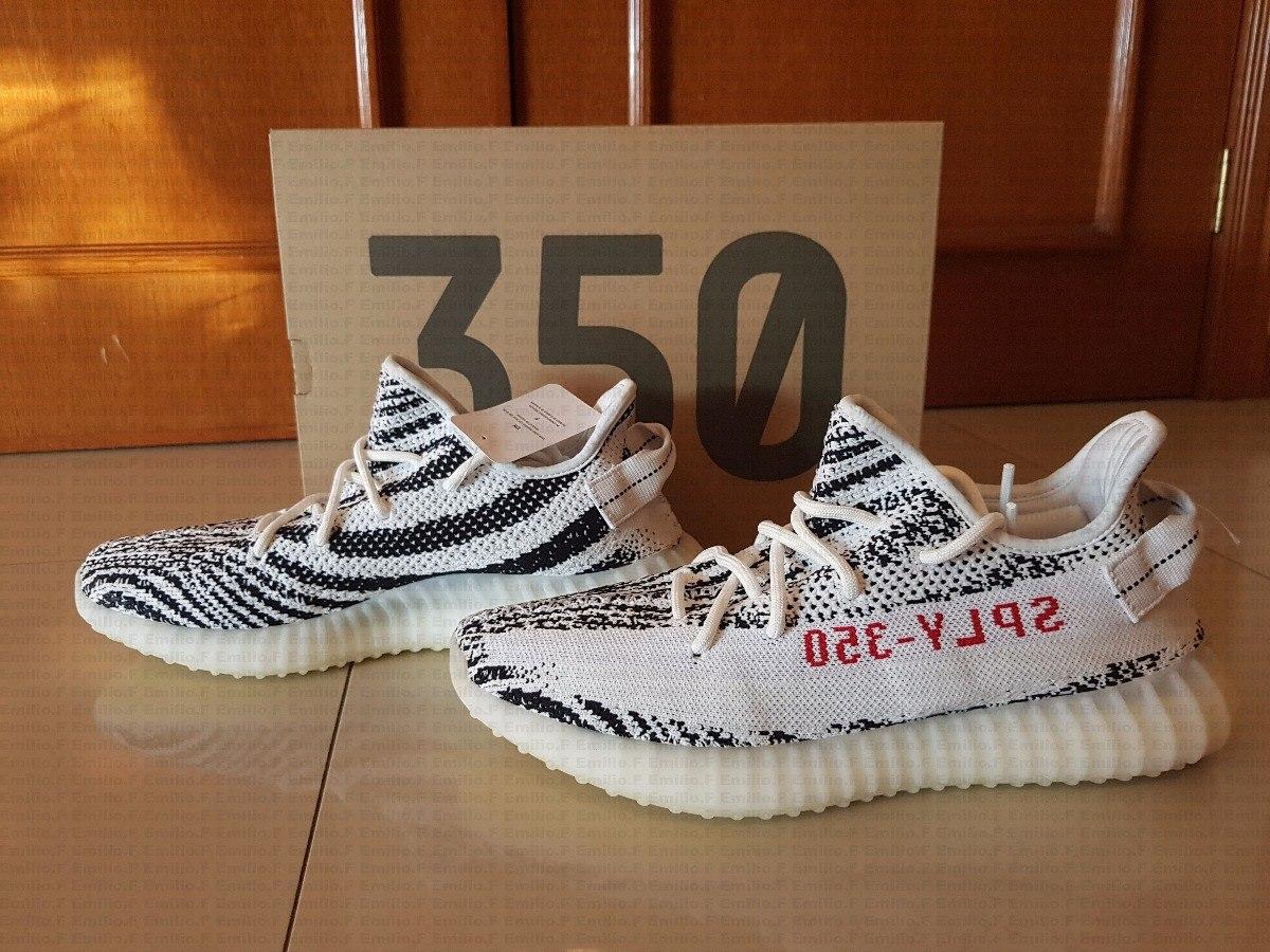 adidas yeezy zebra