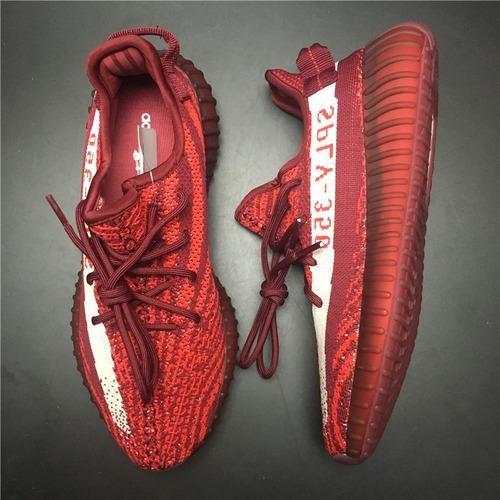 adidas yeezy boost 350v2 red edicion limitada(solo pedido)