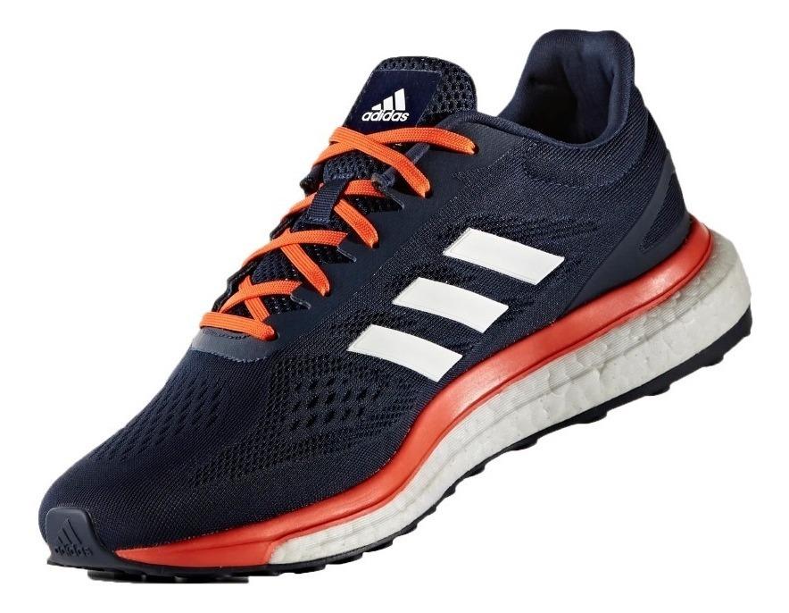 adidas response lt zapatillas running rojo calzado hombre
