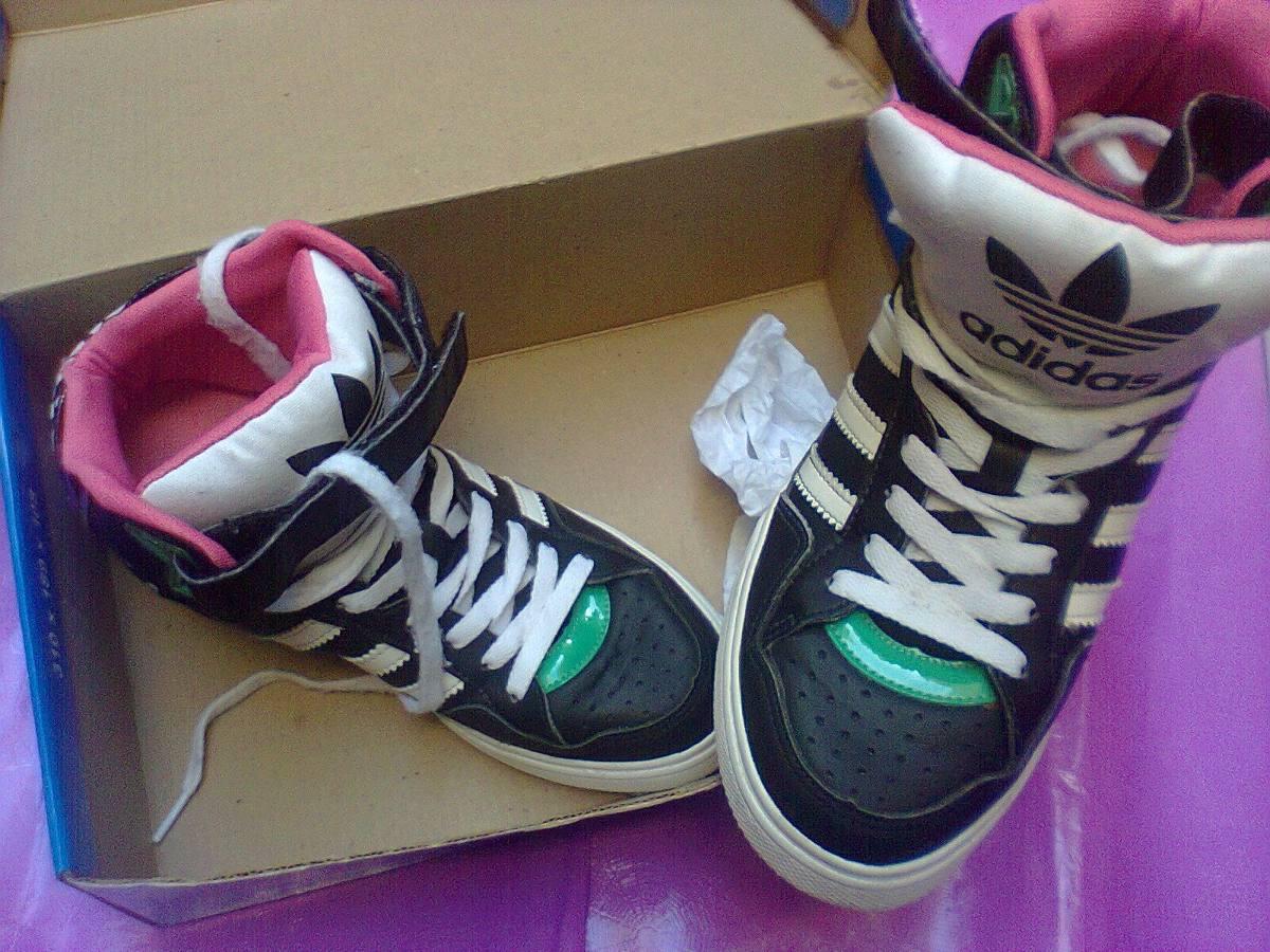 Botitas Plataforma850 Zapatillas Impecables Adidas 00 Mujer TJlKF1c