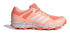San Francisco 6f621 3c22f adidas Zapatillas Hockey Mujer Fabela Rise Coral - Blanco
