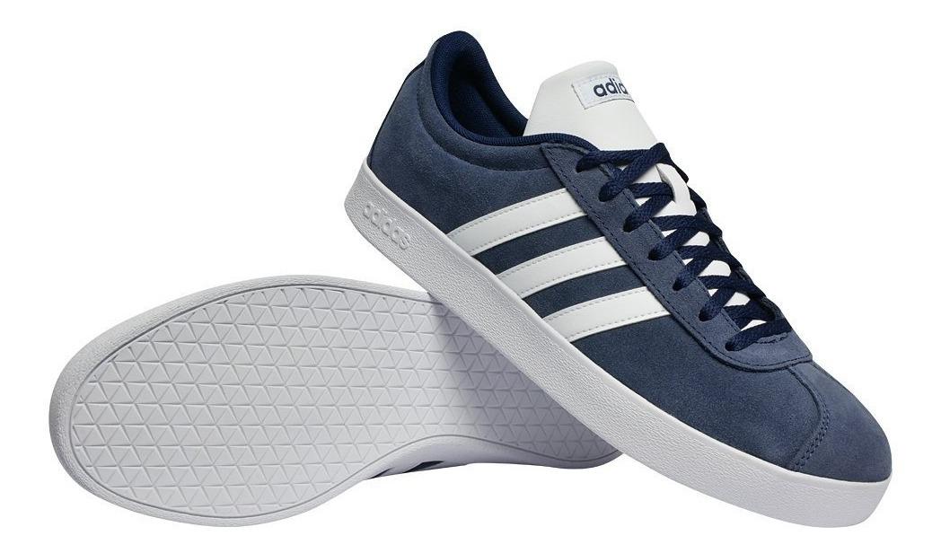 zapatillas adidas hombre vl court