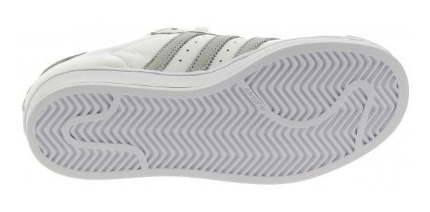 Blanco W 995 Adidas Superstar En 00 Zapatillas Plata3 Mujer ymwON8vn0