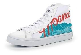 Vantage Adidas Zapatillas Mid Originals Lona Bota Court USqMpzV