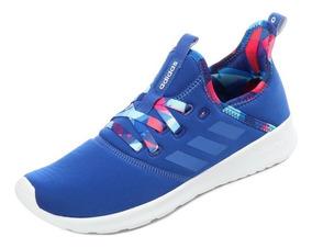 adidas Zapatillas Training Mujer Cloudfoam Pure Azul/blanco