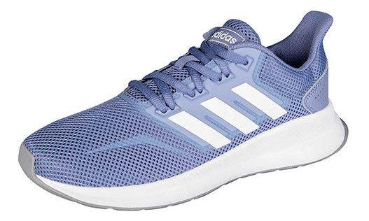 adidas Zapato Urbano Azul Textil Falcon Hombre Btk80488