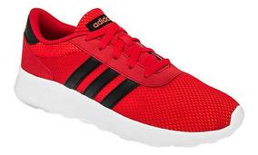 zapatos adidas rojos mujer