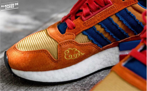 adidas zx 500 dragon z ball goku edicion limitada original