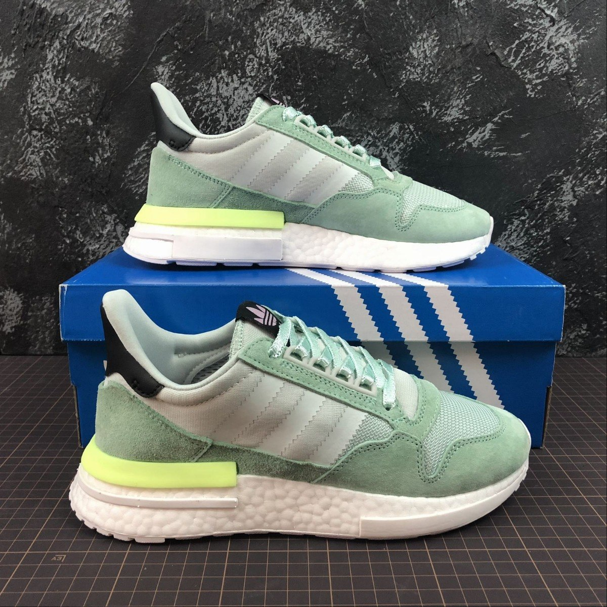 adidas zx 500 rm mujer