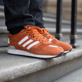 Adidas Zx Trainer De Cuero Zapatos Deportivos en Mercado