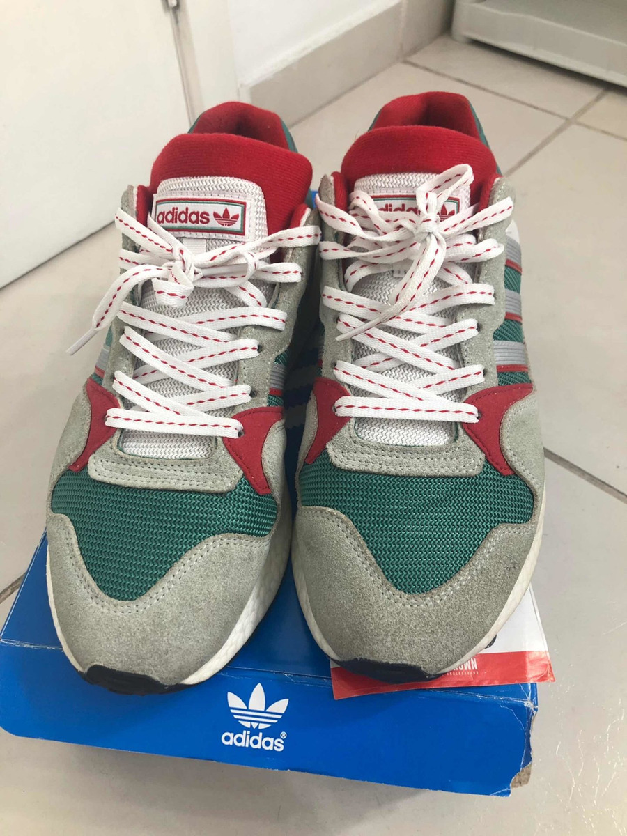 the latest aaee9 18c3e adidas Zx 930 Rm X Eqt Boost Never Made Pack adidas Yung 1