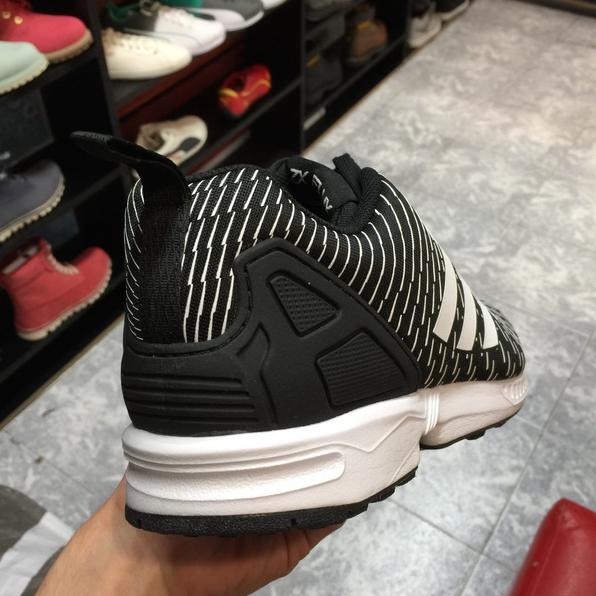 release date: superior quality coupon codes adidas Zx Flux Hombre Negro S75525 Look Trendy