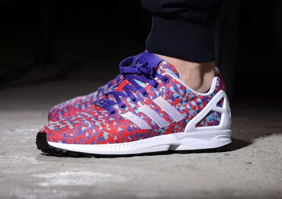 super popular f20f2 63f93 adidas Zx Flux Torsion ! Exclusivas Invierno - Dama - Hombre