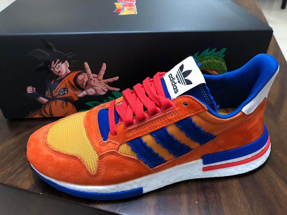 buy online c931f cb27d adidas Zx500 Son Goku 9 Mx !!! Edición Especial !!!