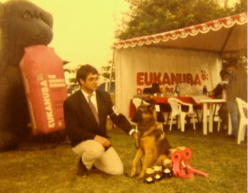 adiestrador canino profesional u b a daniel poletto-