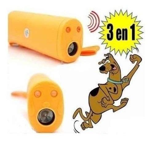 adiestrador ultrasonido repelente entrenador ahuyenta perros
