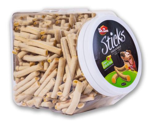 adiestramiento golosinas dr. zoo sticks roll pollo x 1,25kg