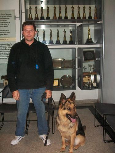 adiestramiento para todos,  instructor de perros t/ razas