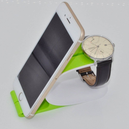 adiniss arco diseño teléfono celular stands y + envio gratis