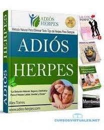 adios herpes - nuevo método revolucionario