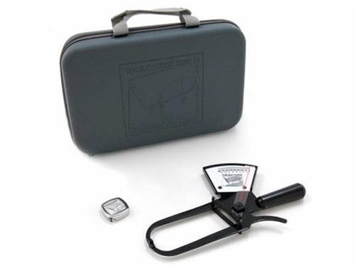 adipômetro clínico tradicional (+ trena e maleta) - cescorf