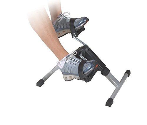 adirmed digital, pedal plegable ejercitador pierna máquin...