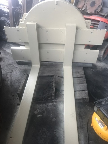 aditamento rotador montacargas capacidad 7 toneladas cascade