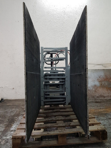 aditamentos para montacargas carton clamp y push pull