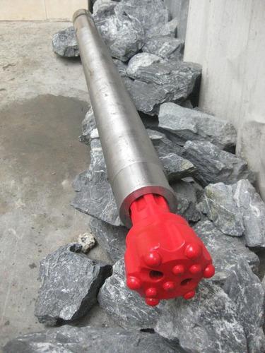 aditamentos para perforadora wagon drill (martillo y brocas)