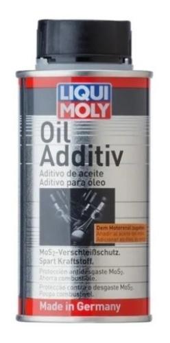 aditivo antifriccion liqui moly x150ml oil additiv