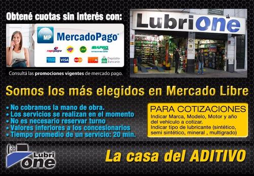 aditivo antifricc.p/aceite motos 4t patriot power - lubrione
