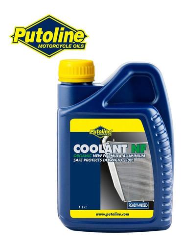 aditivo de radiador putoline coolant nf 1l