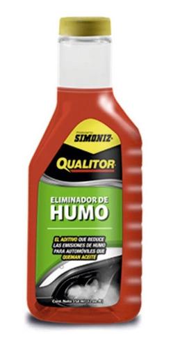 aditivo eliminador reductor humo gasolina simoniz 354 ml