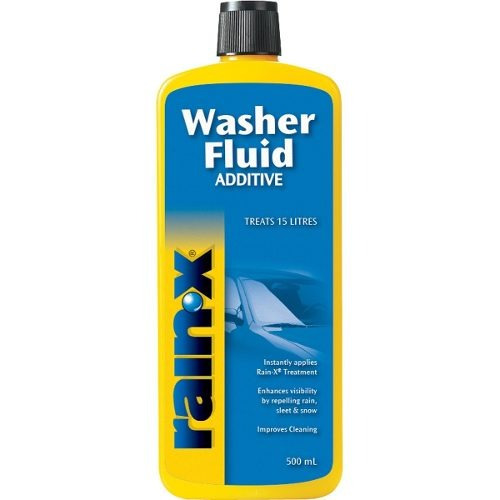 aditivo limpiaparabrisas auto washer fluid rain x