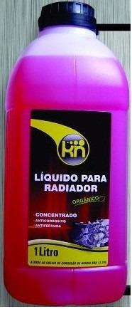 aditivo orgânico radiador