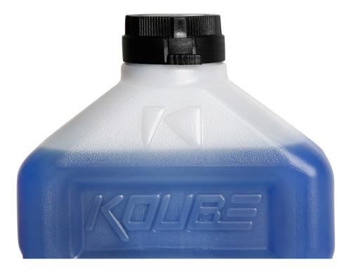 aditivo radiador concentrado organico plus azul 1l