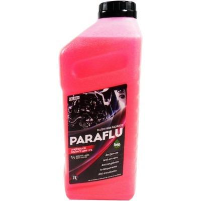 aditivo radiador paraflu long life concentrado rosa orgânico