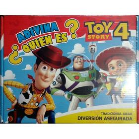 Adivina Quien Es Toy Story 4 - Juego Mesa - Collectoys