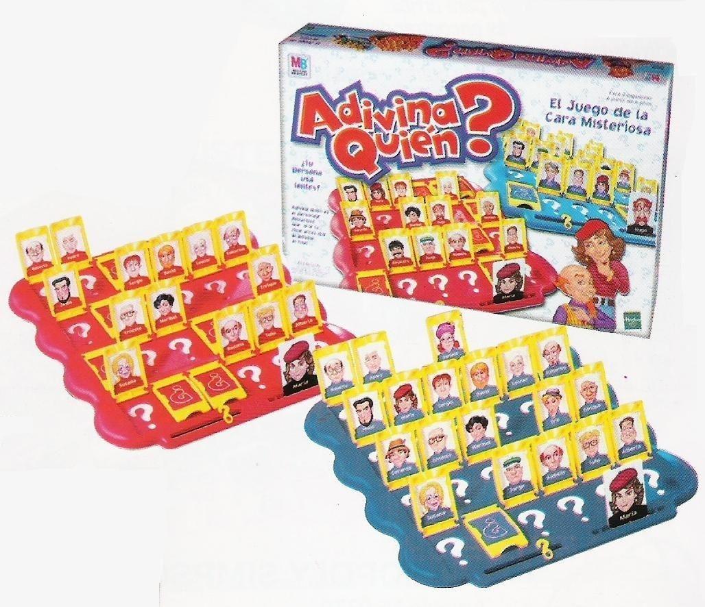 Adivina Quien Original De Hasbro 1 500 00 En Mercado Libre