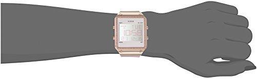 mejor amado 6049d 3a3c2 Adivinar Silicona Reloj Digital De Las Mujeres, Color: Rosa