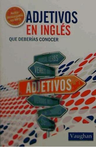 adjetivos en ingles - que deberias conocer(libro idiomas)